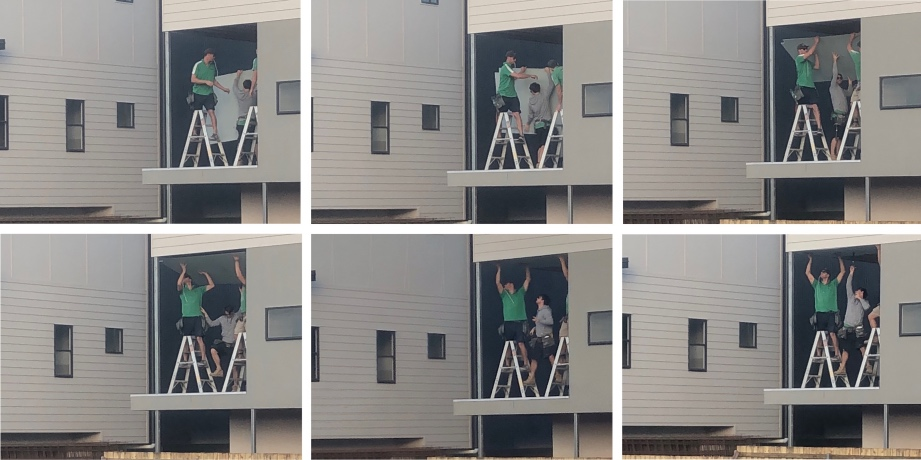 Dangerous Work at Heights
