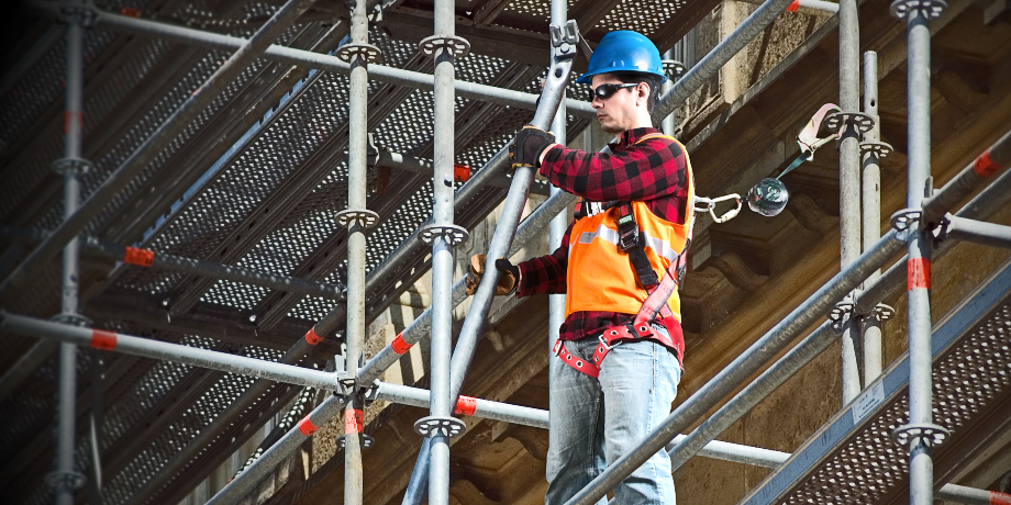Harnesses for Scaffolders